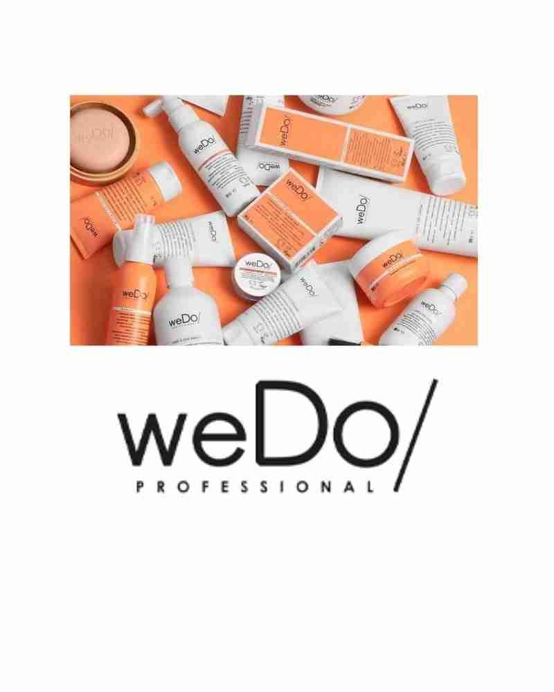 We Do - Vegan, cruelty free & natural haircare range