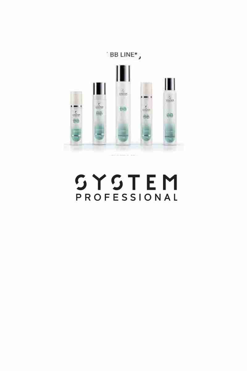 System Professional Styling Products