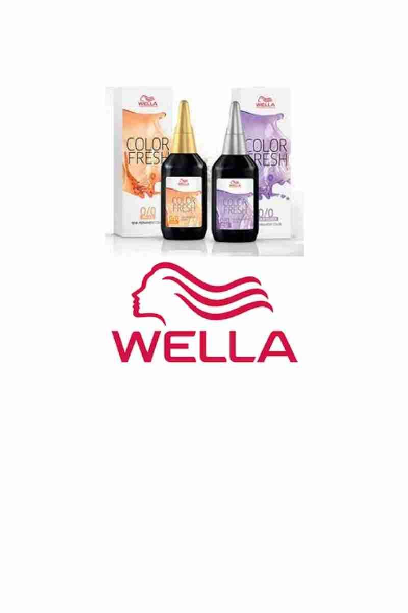 Wella Professional Semi Permanent Colour Range