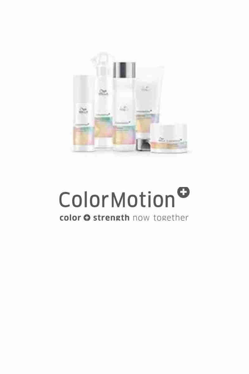 Wella Colour Motion Line