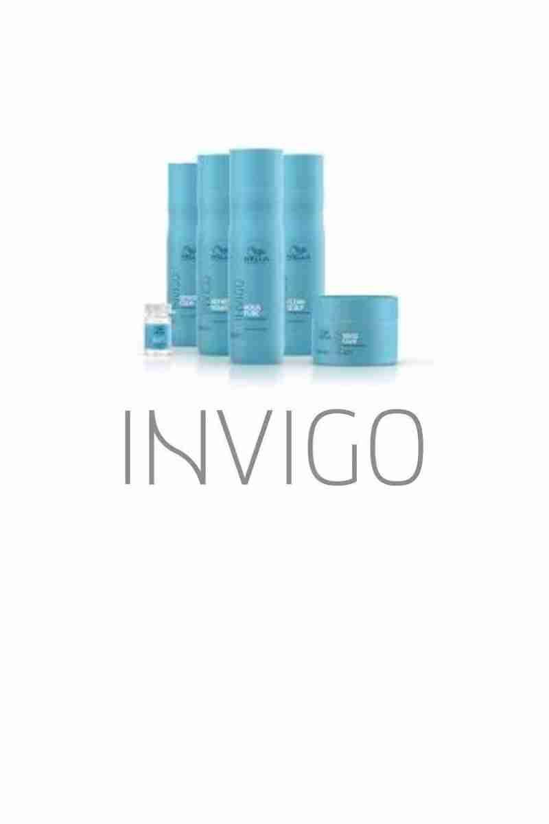 Invigo Scalp & Deep Cleansing Line